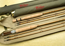 Wanigas Bamboo Fly Rods